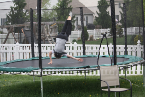 More than Jumping Up and Down: The Springing Benefits of Trampoline Exercises jumping