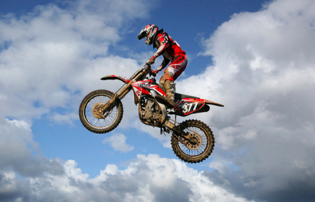 Weight-Training Exercises for the Motocross Maven