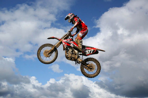 Weight-Training Exercises for the Motocross Maven jump