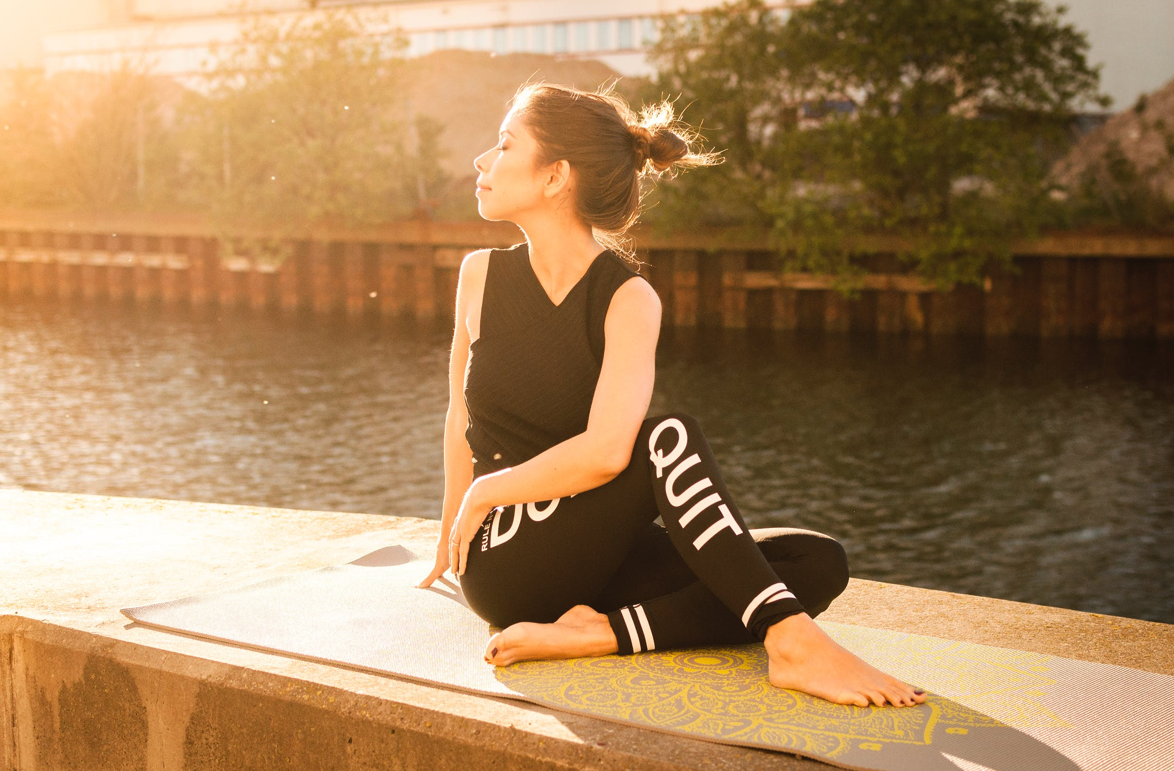 Top Five Yoga Poses to Mitigate Your Back Pain