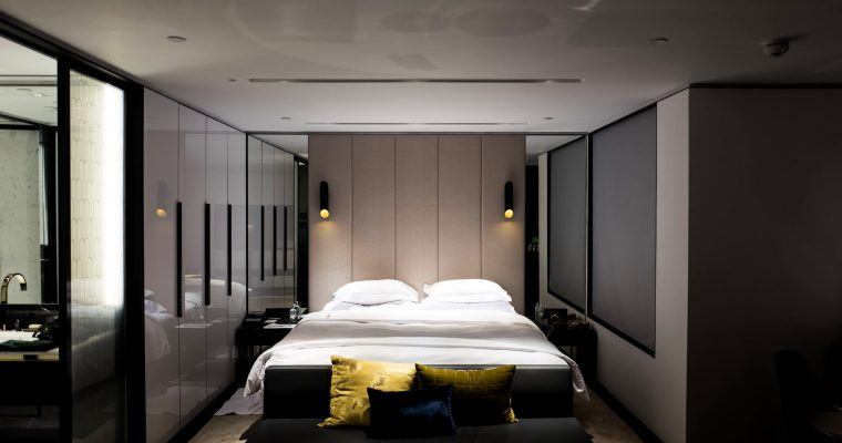 How To Make Your Bedroom An Oasis For Better Sleep