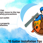 10 Gutter Installation Tips from the Pros