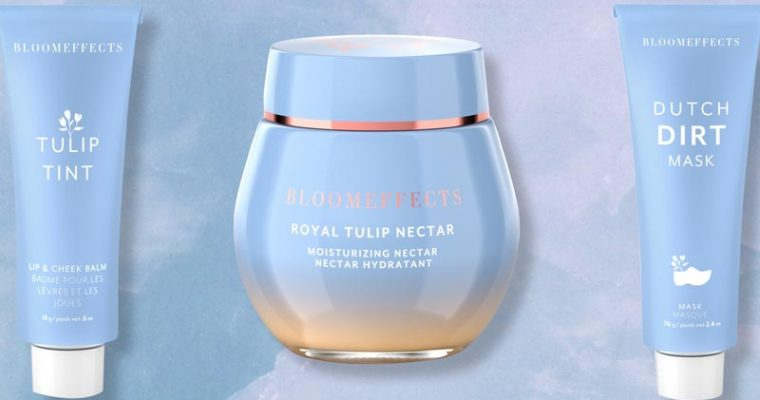 Beauty and the Bulb: Meet Bloomeffects, the First Skincare Line To Harness The Botanical Power Of Tulips