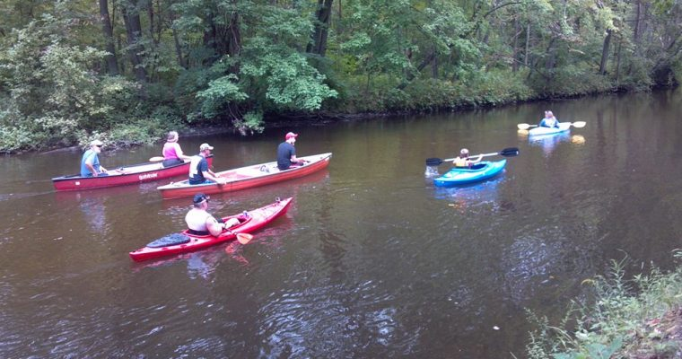 How To Visit Pine River Michigan For Kayaking