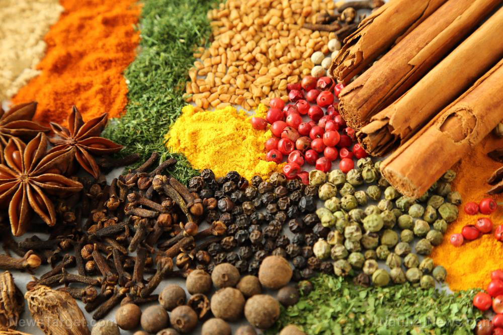 5 Health Benefits of Spices in Food