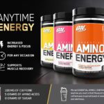 benefits of amino energy supplement