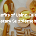 benefits of nutritional supplements