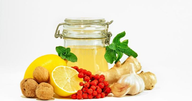 8 Natural Remedies for the Flu