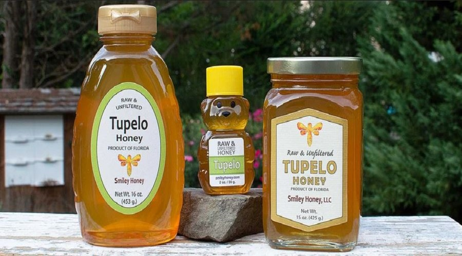 Make Tupelo Smiley Honey Part of your Daily Habit
