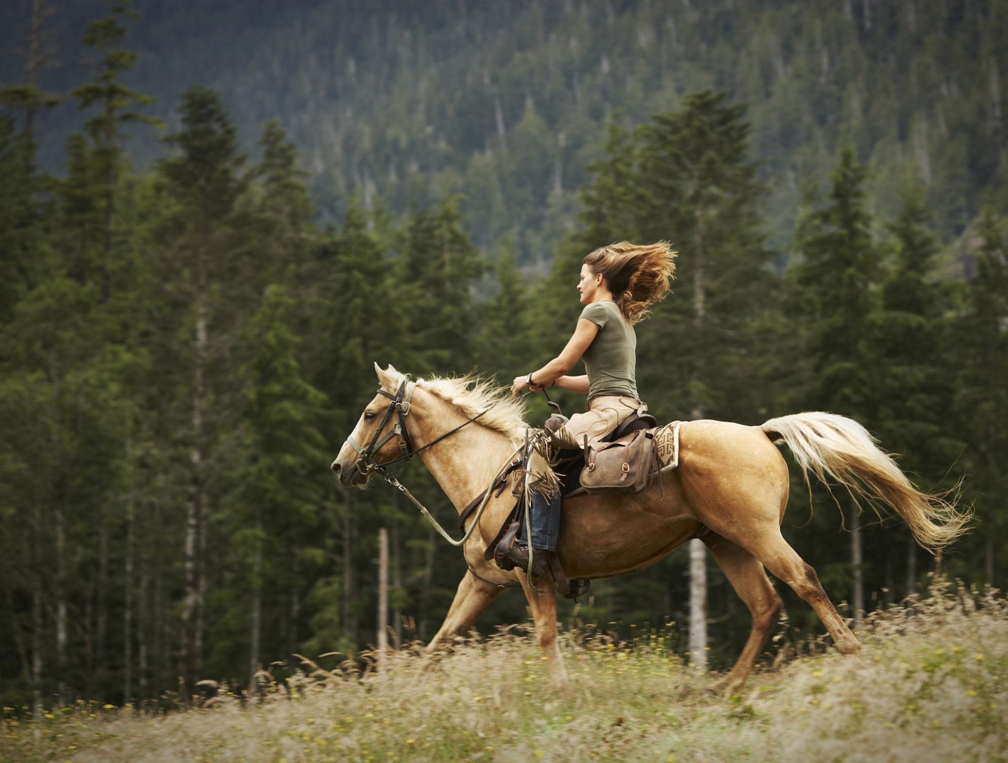 6 Health Benefits of Riding a Horse