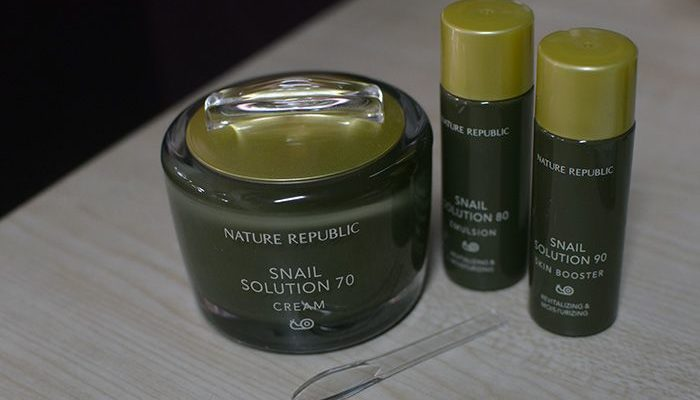 How to Use the Nature Republic Snail Solution