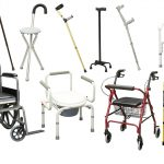 different mobility aids