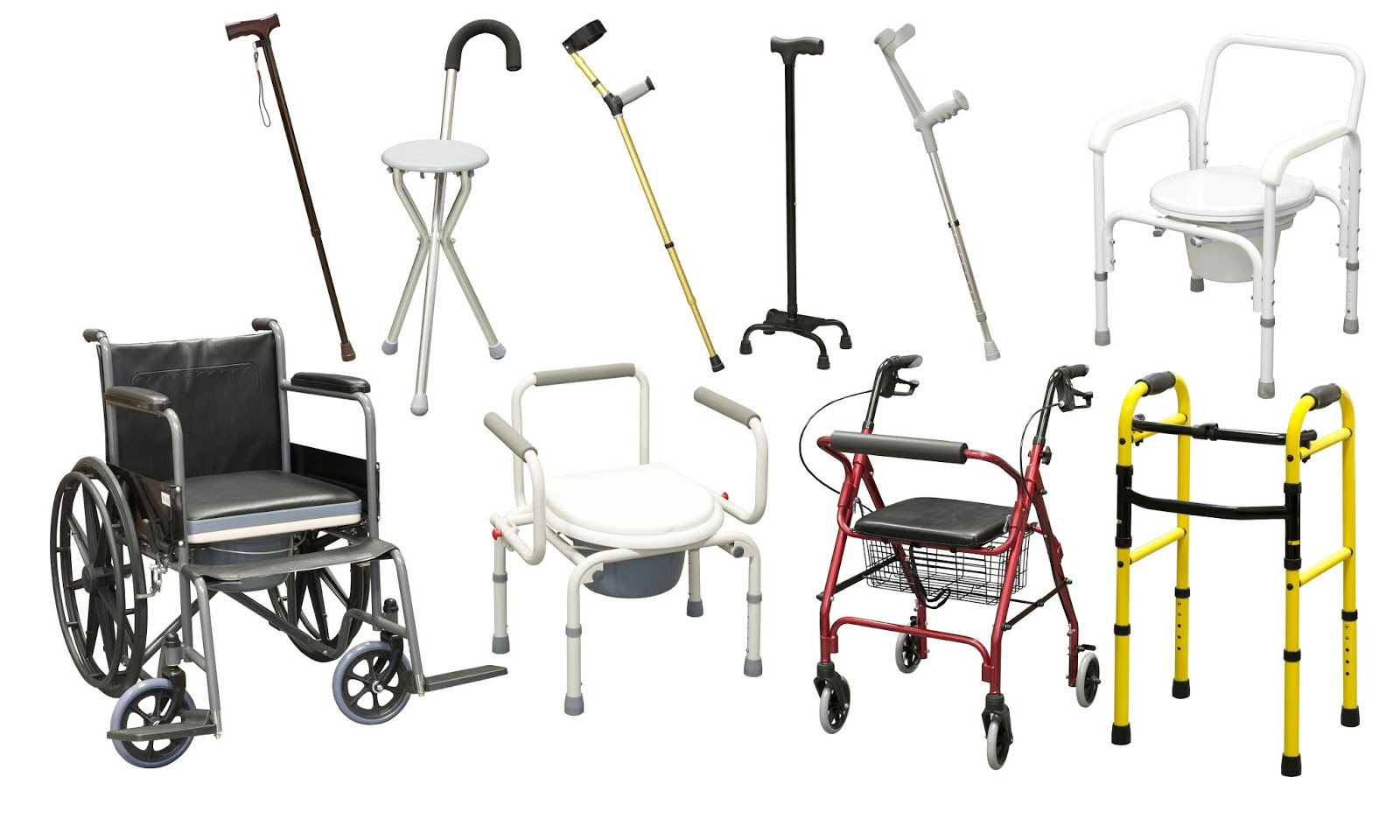 Looking at Different Mobility Aids for When You Get Older