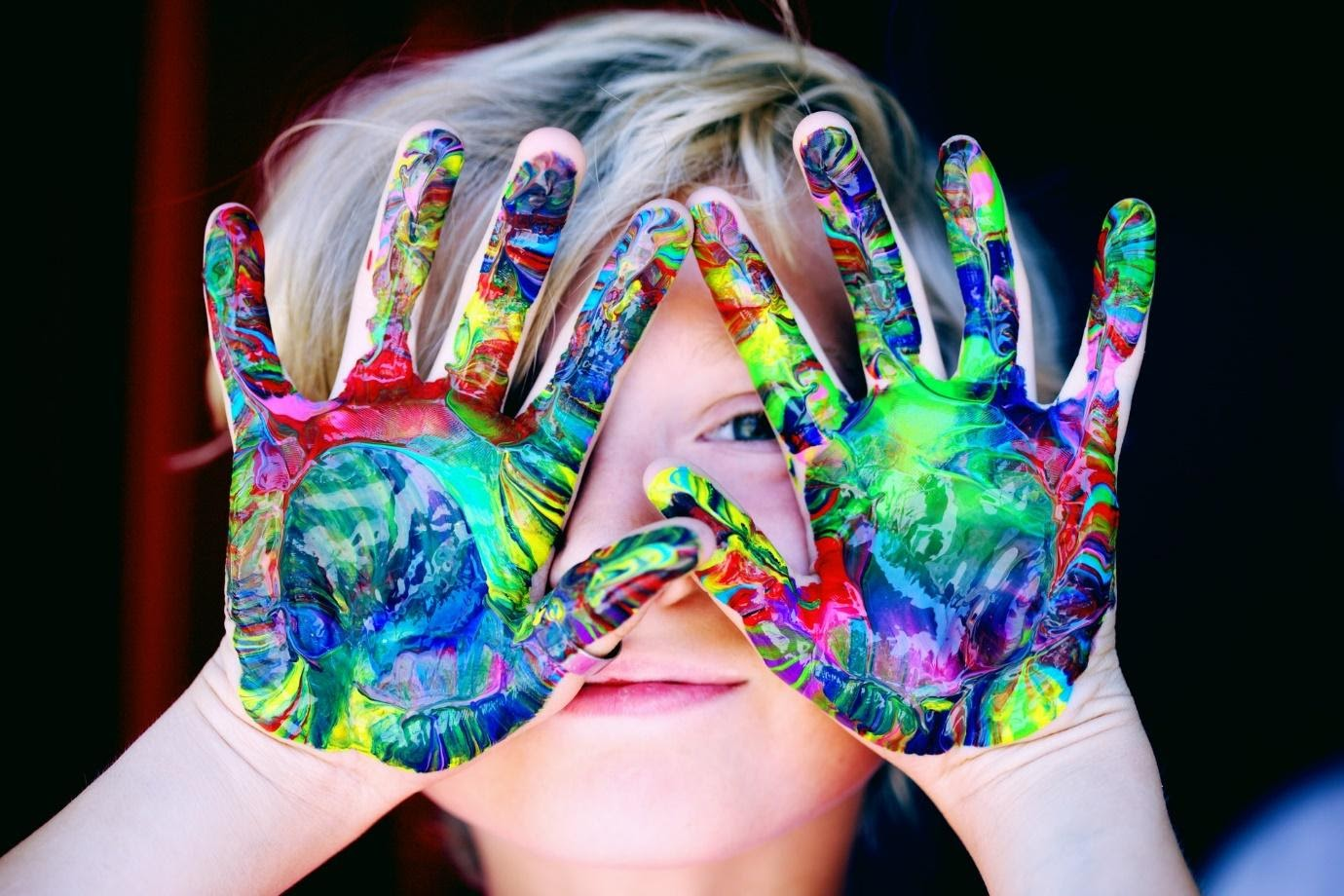 Paint: Encourage Your Child To Paint With Paint By Numbers