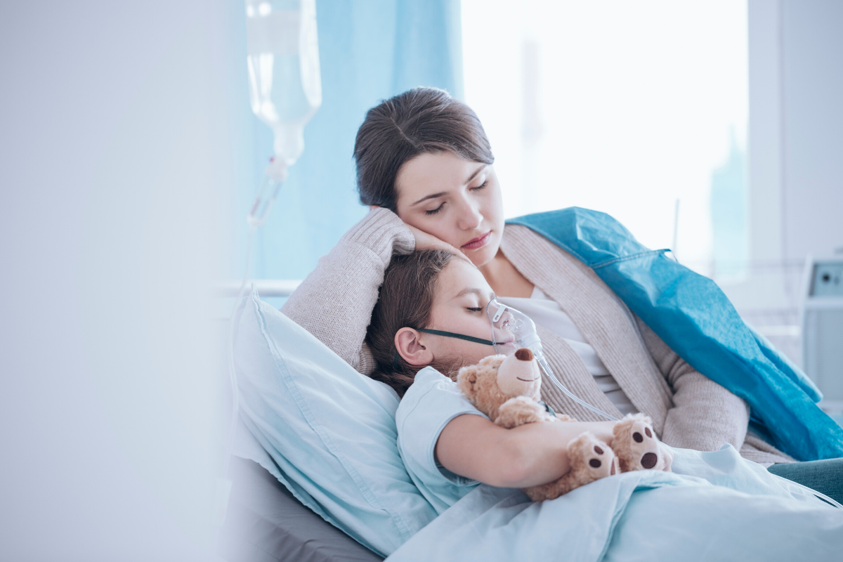 How Does Hospice Care Help Children?