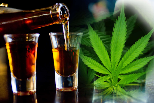 Weed or alcohol?
